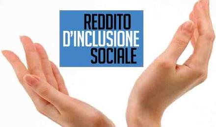 R.E.I.S – REDDITO DI INCLUSIONE SOCIALE - APPROVAZIONE GRADUATORIA PROVVISORIA